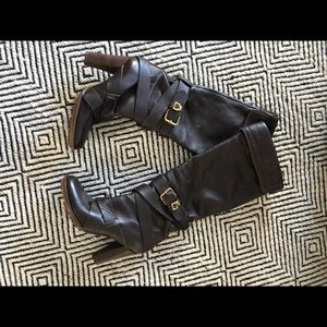 Chloe Leather boots